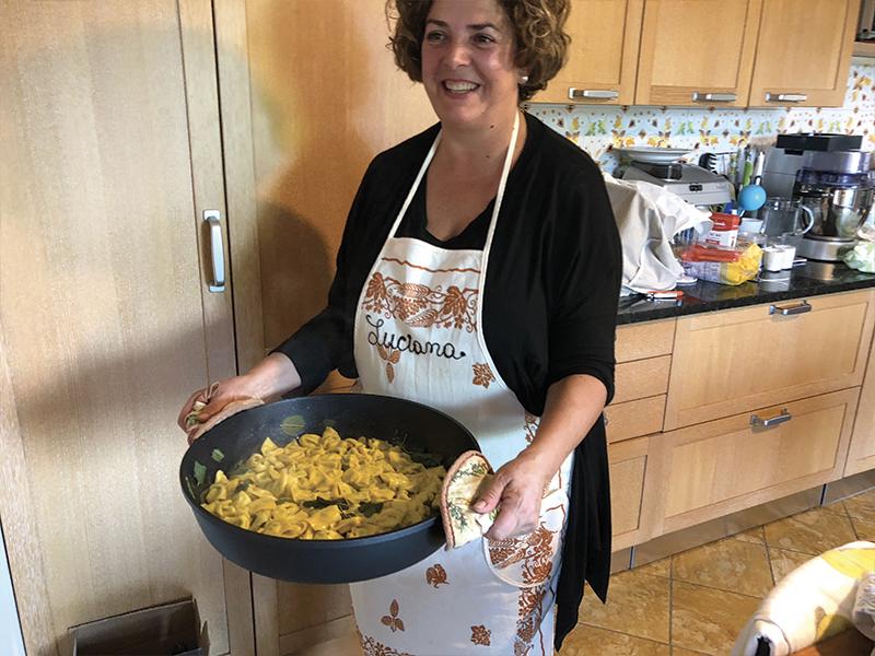 La cucina di luciana - Corsi cucina bologna ...